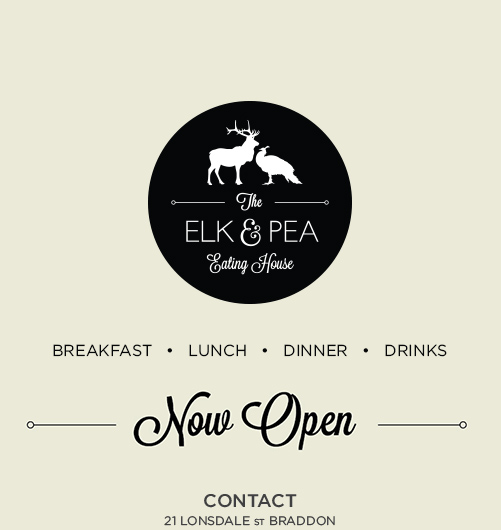 The Elk and Pea