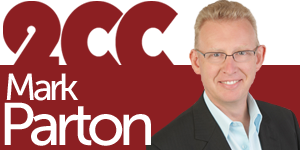 Mark Parton does breakfast on 2CC