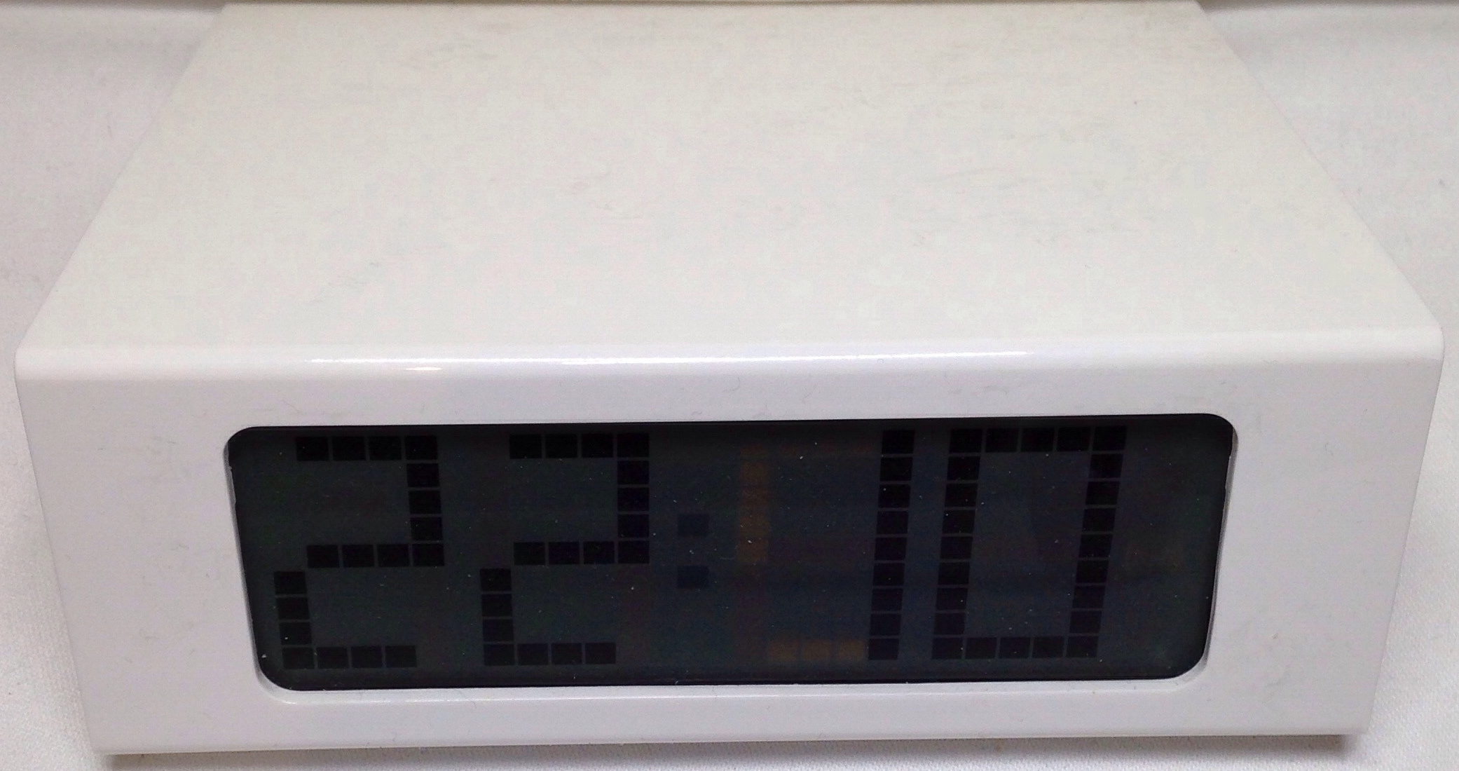 daylight saving begins and the ikea vikis digital clock the old rh garydlum wordpress com Instruction Manual ikea vikis alarm clock instructions