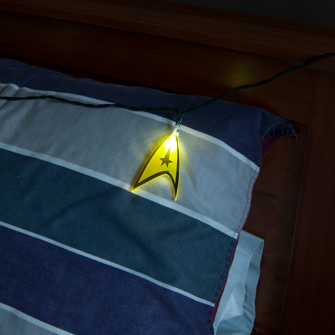 Sunday 2014-01-12 19.41.34 AEDT Star Trek lights