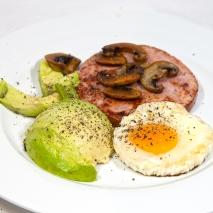 Wednesday2014-01-15 06.28.00AEDTHam steak breakfast