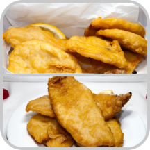 I got this from the Jamison takeaway who do great battered fish and potato scallops