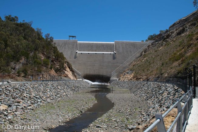 Monday 2014-01-27 13.33.37-9 AEDT Cotter Dam