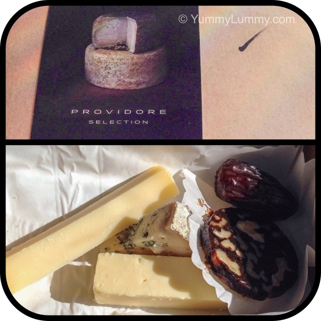 The lovely cheese box on QF1549 BNE to CBR